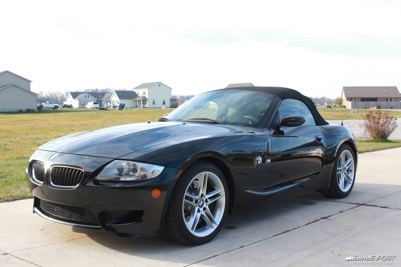 Ibchief S 2007 Bmw Z4 M Roadster Bimmerpost Garage